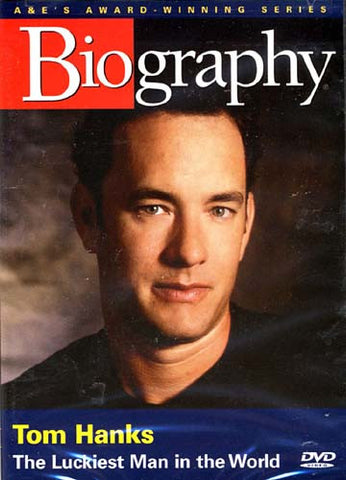 Tom Hanks - The Luckiest Man In The World - Biography DVD Movie