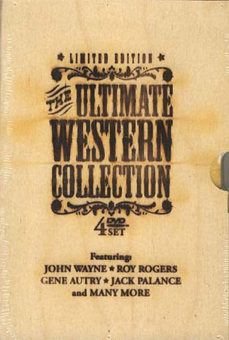 The Ultimate Western Collection - Limited Edition (Boxset) DVD Movie