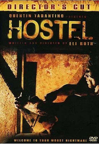Hostel (Two Disc Director's Cut) DVD Movie