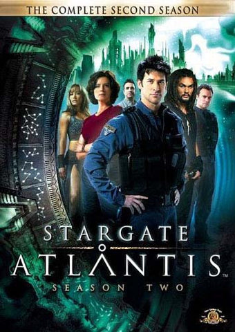 Stargate Atlantis - The Complete Second (2nd) Season (Boxset) (MGM) DVD Movie