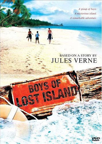 Boys of Lost Island (Fullscreen) DVD Movie