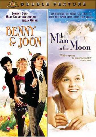 Benny and Joon/ Man in the Moon (Double Feature) DVD Movie
