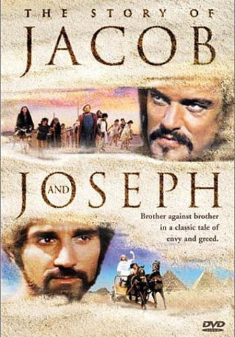 The Story of Jacob and Joseph DVD Movie