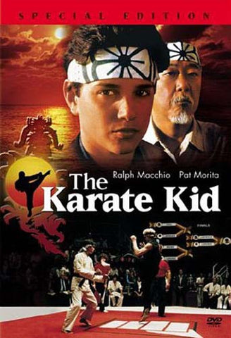 The Karate Kid (Special Edition) DVD Movie
