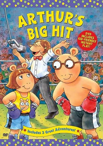 Arthur's Big Hit DVD Movie