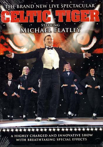 Celtic Tiger Starring Michael Flatley DVD Movie