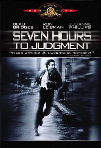 Seven Hours to Judgment DVD Movie