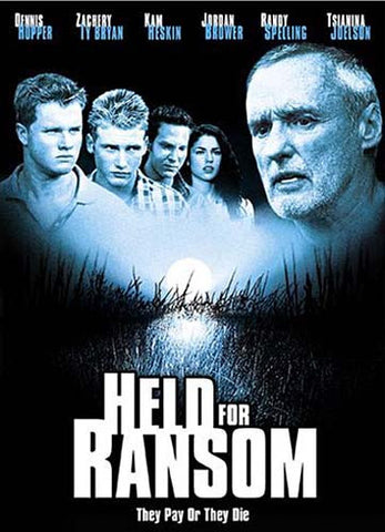 Held for Ransom DVD Movie