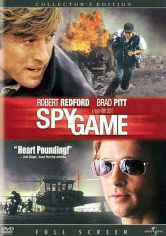 Spy Game (Full Screen Collector's Edition) DVD Movie