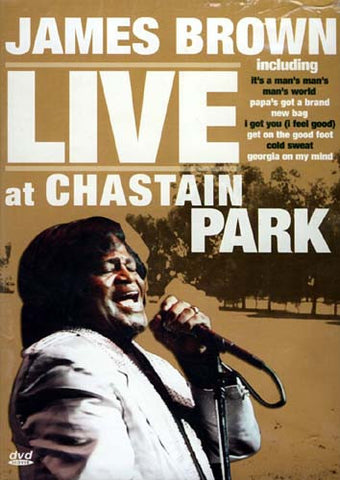 James Brown - Live at Chastain Park DVD Movie