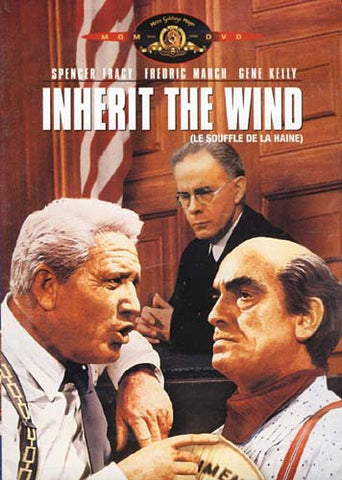 Inherit the Wind (MGM) (Bilingual) DVD Movie