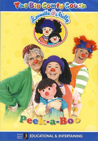 The Big Comfy Couch - Peek-a-Boo DVD Movie