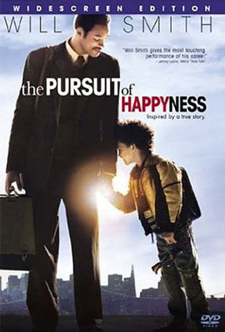 The Pursuit of Happyness (Wide Screen Edition) (Will Smith) DVD Movie