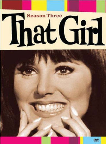 That Girl - Season Three (Boxset) DVD Movie