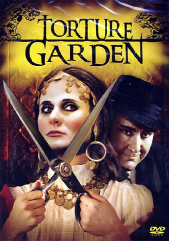 Torture Garden DVD Movie