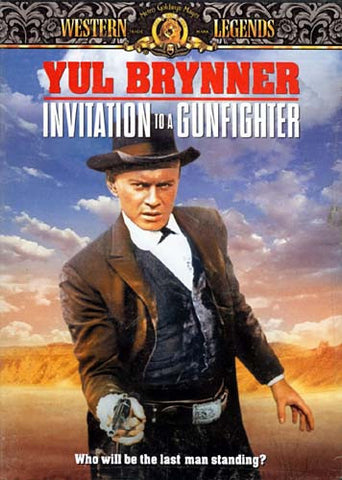 Invitation to a Gunfighter (Letterbox) (MGM) DVD Movie
