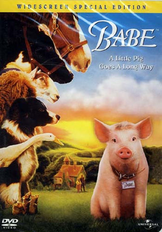 Babe (Widescreen Special Edition) DVD Movie