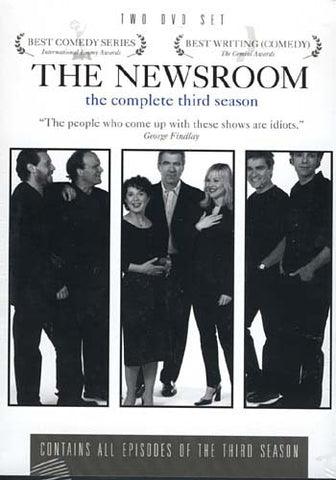 The Newsroom - The Complete Third Season DVD Movie