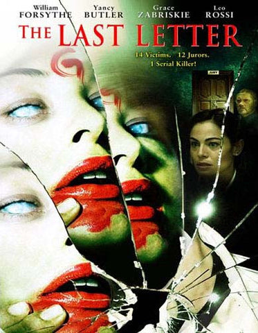 The Last Letter DVD Movie