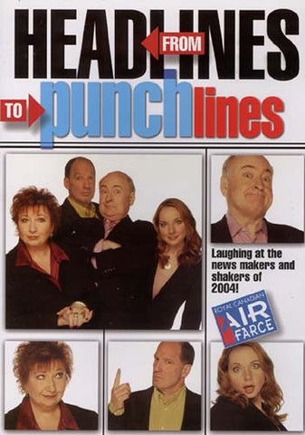 Royal Canadian Air Farce - From headlines to punchlines DVD Movie