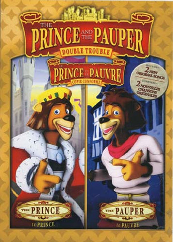 The Prince and The Pauper - Double Trouble DVD Movie