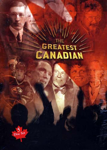 The Greatest Canadian (Boxset) DVD Movie