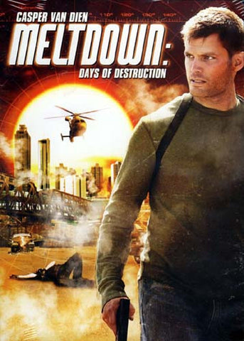 Meltdown - Days of Destruction (Fullscreen) DVD Movie