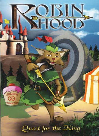 Robin Hood - Quest for the King (Widescreen) DVD Movie