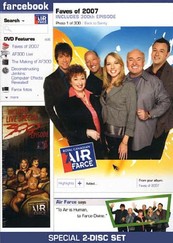 RoyalCanadian Air Farce - Farcebook (Special 2 Disc) DVD Movie