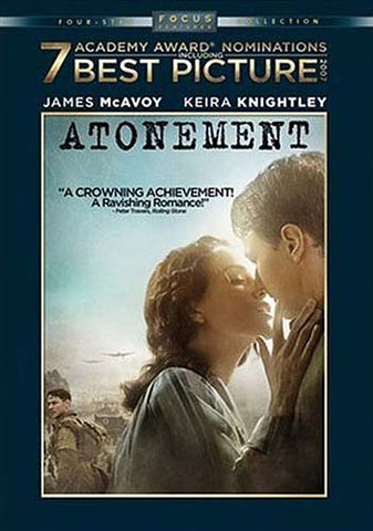 Atonement (Full Screen) DVD Movie