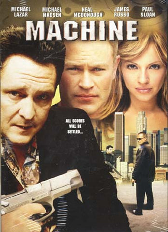 Machine DVD Movie