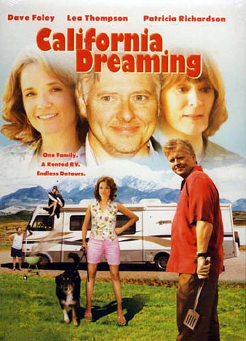 California Dreaming DVD Movie