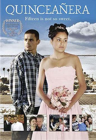 Quinceanera DVD Movie