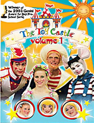 The Toy Castle -Volume 1 DVD Movie