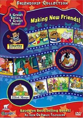 Making New Friends - Friendship Collection DVD Movie