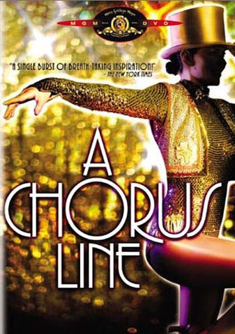 A Chorus Line (MGM) DVD Movie