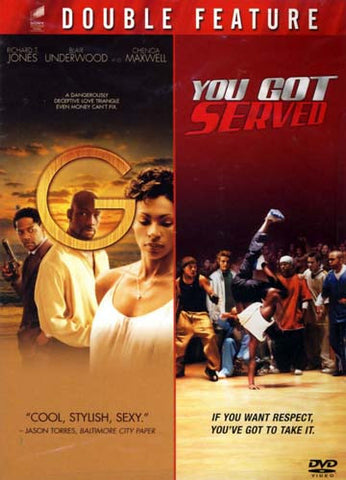 G/You Got Served (Double Feature) DVD Movie