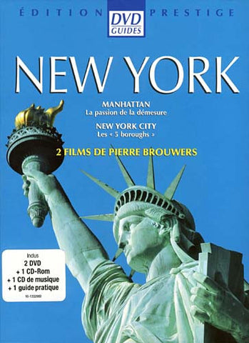 DVD Guides - New York (Prestige Edition) (Boxset) DVD Movie