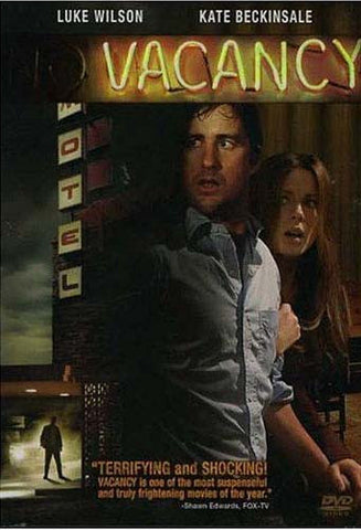 Vacancy DVD Movie