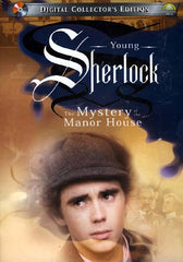 Young Sherlock - The Mystery of the Manor House (Boxset)