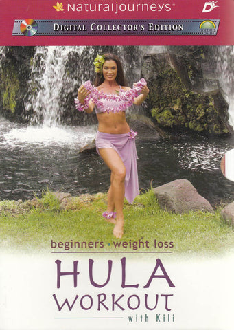 Hula Workout - Beginners / Weight Loss (Boxset) DVD Movie