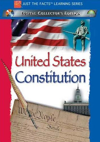 United States Constitution - Just the Facts DVD Movie