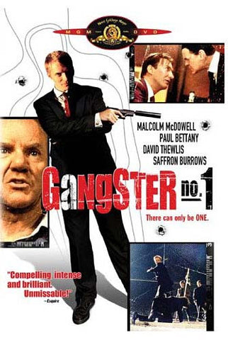 Gangster No. 1 DVD Movie