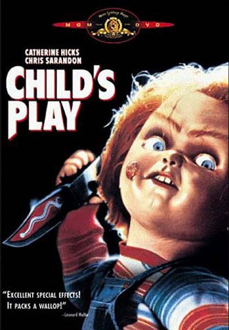 Child's Play DVD Movie