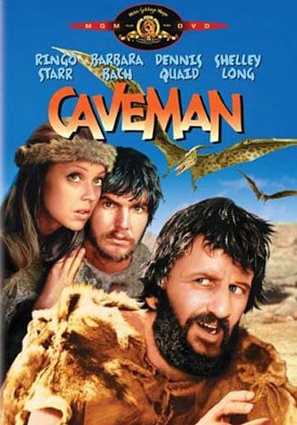 Caveman DVD Movie
