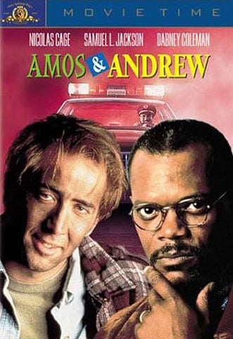 Amos And Andrew DVD Movie
