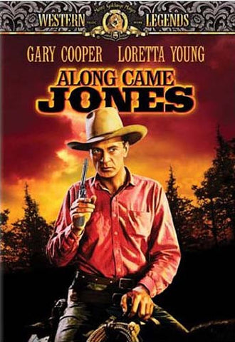Along Came Jones DVD Movie
