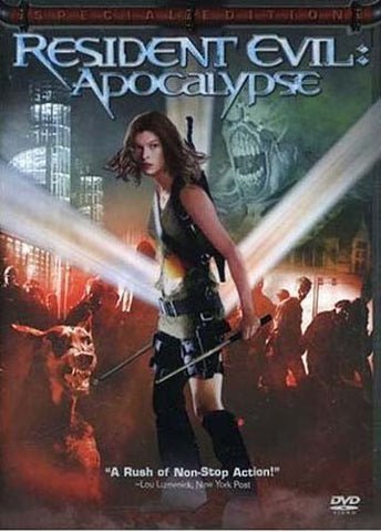 Resident Evil - Apocalypse (Special Edition) DVD Movie