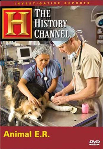 Animal E.R. (History Channel) DVD Movie