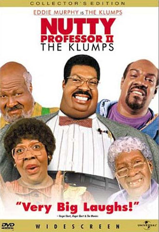 Nutty Professor II - The Klumps (Collector's Edition) DVD Movie